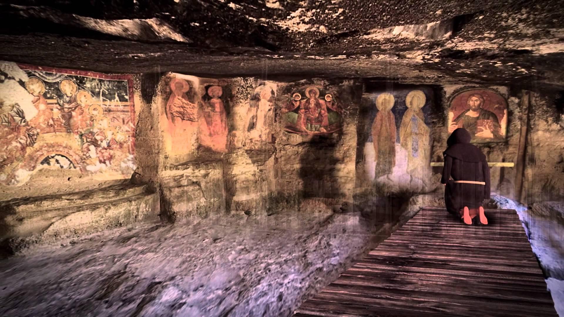 Магията на Аладжа Манастир